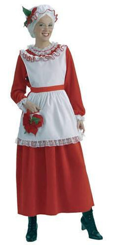 Costumes - Mrs Claus Traditional Womens Costume