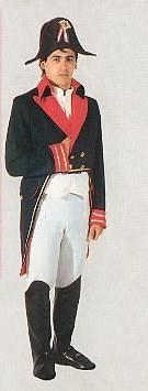 Costumes - Napoleon Blue Costume Mens