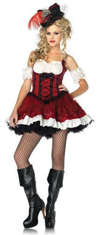 Costumes - Pirate Wench Beauty Womens Costume