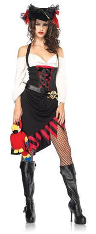 Costumes - Pirate Wench Polly Womens Costume