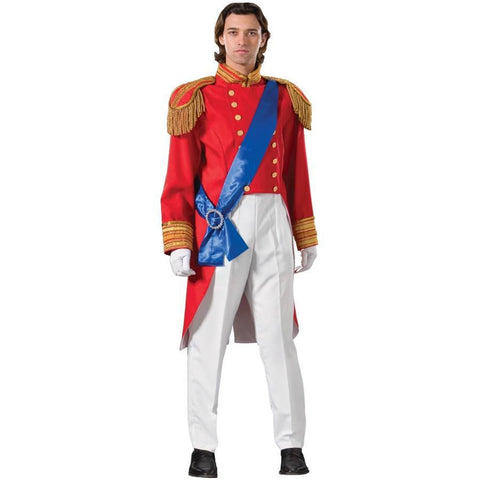 Costumes - Prince Charming Mens Hire Costume