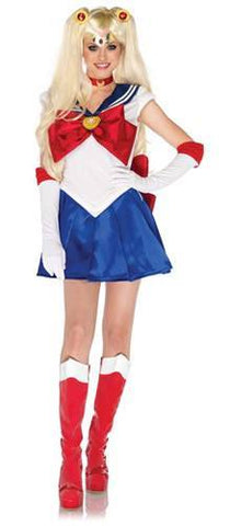 Costumes - Sailor Moon Womens Costume