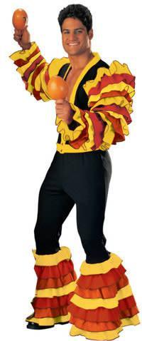 Costumes - Samba Man Mens Costume