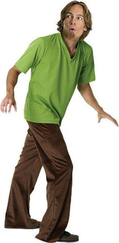 Costumes - Shaggy Mens Costume