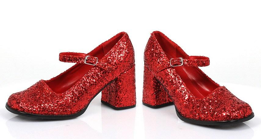 Shoes Dorothy Womens Hire Costume Footwear 3220fd32e