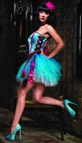 Costumes - Tutu Blue Womens Costume
