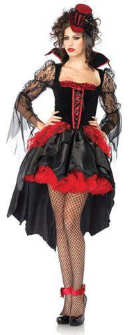 Costumes - Vampiress Midnight Mistress Womens Costume