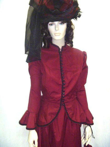 Costumes - Victorian Lady Womens Costume