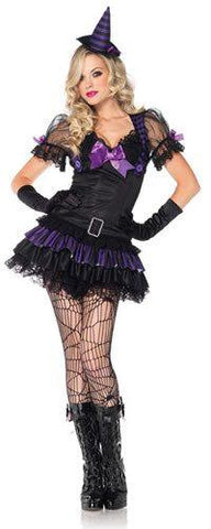 Costumes - Witch Black Magic Womens Costume