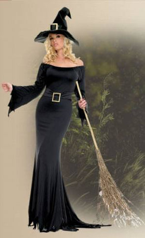 Costumes - Witch Sultry Womens Costume