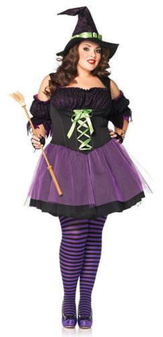 Costumes - Witch Superstition Vixen Womens Costume