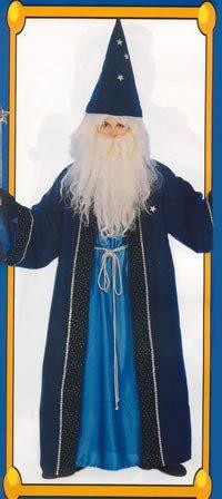 Costumes - Wizard Merlin Mens Costume