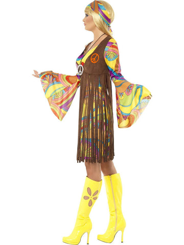 1960s Groovy Lady Retro Women's Costume
