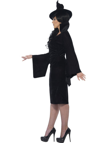 Curves Witch Women's Plus Size Halloween Costume