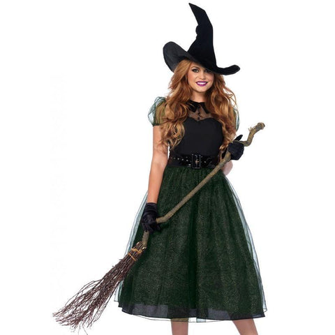 Darling Spell-caster Halloween Witch Costume