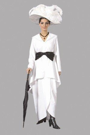 Costumes Women - Downton Lady Ascot Womens Costume
