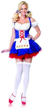Costumes Women - Dutch Girl Womens Costume