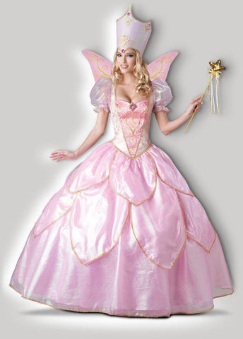 Elite Fairy Godmother Princess Hire Gown