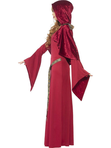 High Priestess Medieval Women's Costume