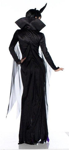 Costumes Women - Maleficent Disney Villain Adult Hire Costume