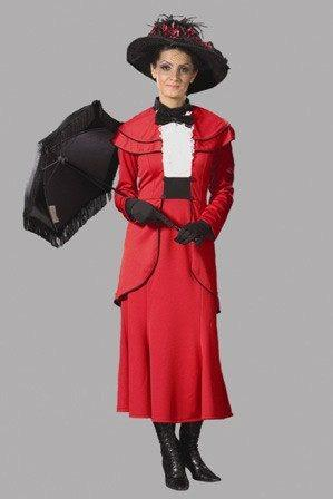Costumes Women - Mary Poppins Womens Hire Costume