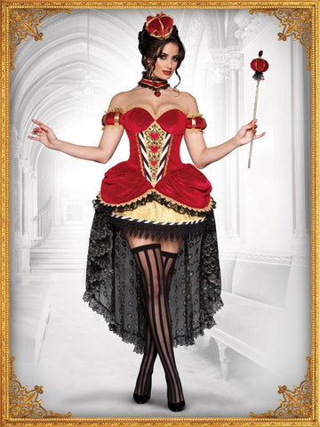 Burlesque Costumes & Accessories
