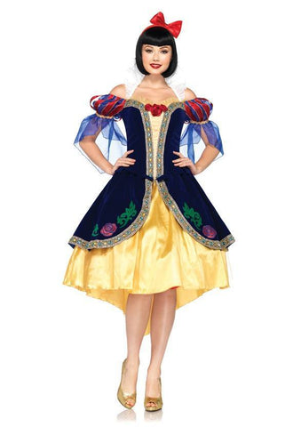 Costumes Women - Snow White Deluxe Limited Edition Adult Princess Costume