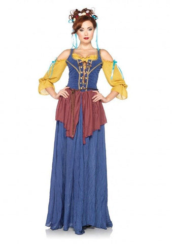 Costumes Women - Tavern Maid Medieval Womens Costume