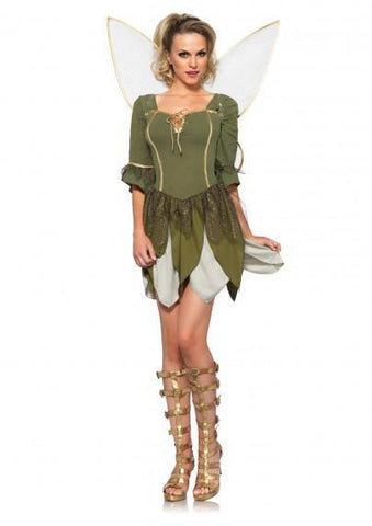 Tinkerbell Adult Costume For Hire