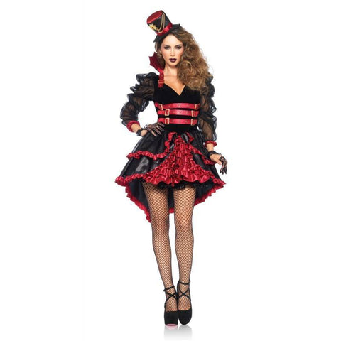 Costumes Women - Victorian Vamp Halloween Costume For Hire