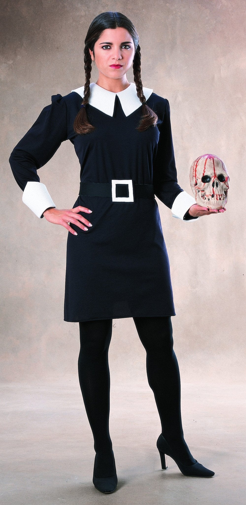 wednesday addams adult halloween costume for sale