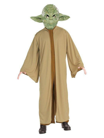 Costumes - Yoda Mens Costume For Hire