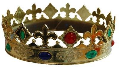Crown Plated