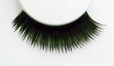 False Eye lashes Plain Black Natural Thick Eyelashes