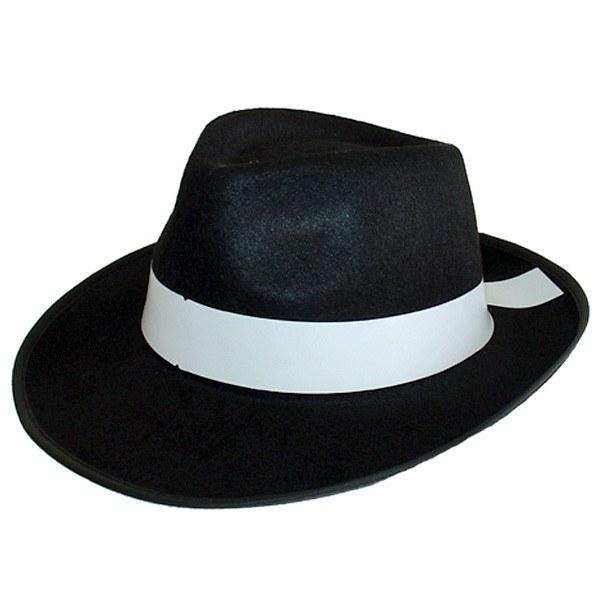 c5a93eb4f8 1920's Gangster Hat Fancy Dress Costume Accessory For Sale Brisbane –  Disguises Costumes Hire & Sales