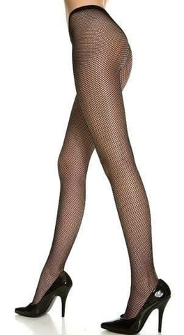 Black Fishnets Pantyhose Plus Size Talls Stockings Tights Sexy Hosiery