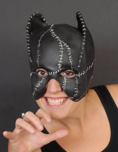 latex masks catwoman mask for sale