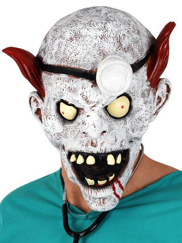 Latex Masks - Crazy Doctor Halloween Mask