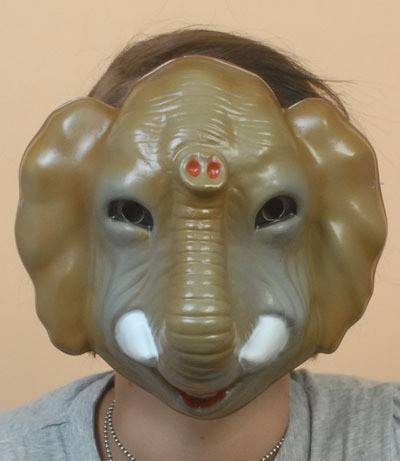 Masks - Elephant Mask