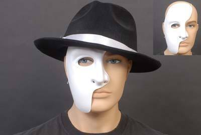 Phantom Of The Opera Mask Disguises Costumes Hire Sales