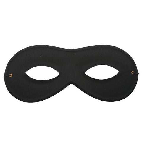 Black Classic Bank Robber Mask Superhero Masquerade