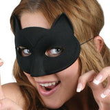 Black Cat Eye Mask Halloween and Ball Masquerade