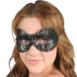 Masquerade Masks Woman - Masquerade Mask Naomi Patterned Lace
