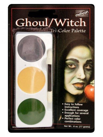 Mehron - Mehron Ghoul/Witch Make-up
