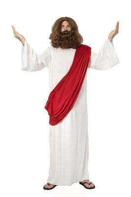 Men's Costumes - Jesus Adult Fancy Dress