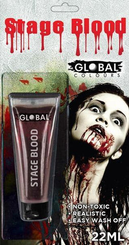 Special Effects - Fake Stage Blood Halloween Makeup