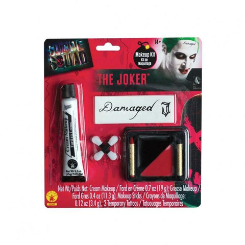 Suicide Squad The Joker Makeup Kit