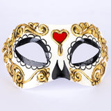 Day of the Dead Women's Mask Beautiful Death Masquerade