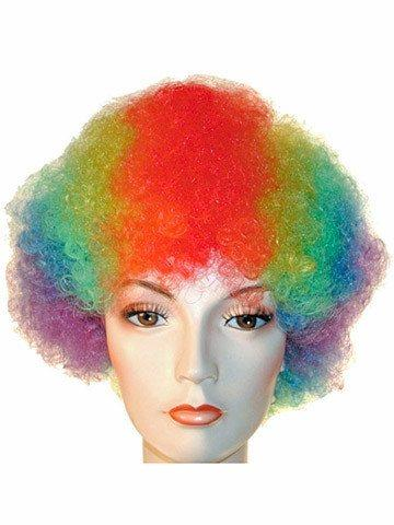 Wigs - Wig Hire Clown Afro Medium