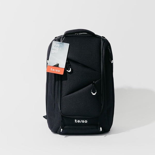 Explorer Duffle Backpack 40L - Black